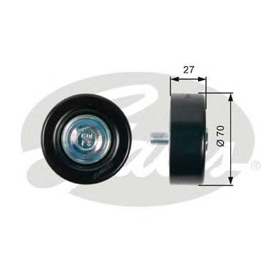 T36409 Ролик приводного ремня Chevrolet Epica 2.0-2.5 X20D1/X25D1 06