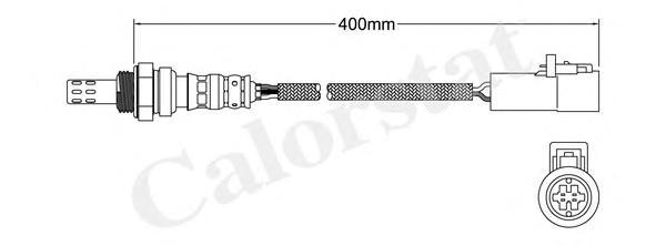 ls140028 Лямбда-зонд