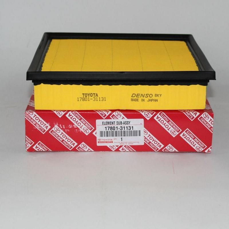 1780131131 Фильтр воздушный CAMRY NEW  RX270/350/450H