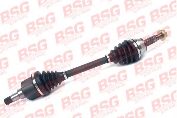BSG30350008 Приводная полуось в сборе - левая / FORD Fiesta-V 1.25-1.4 (механ.КПП) 01~
