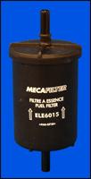 ELE6015 Фильтр топл CITROEN PEUGEOT GAS