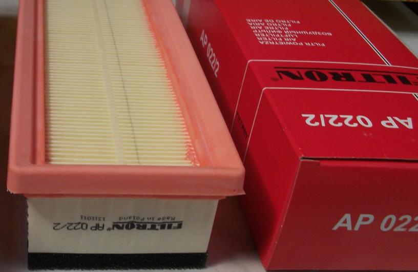 AP0222 Фильтр воздушный FIAT PUNTO 1.2/1.4/FORD KA 1.2