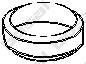 256216 Кольцо уплотнительное VW LT 28-35 2.4D 90-96