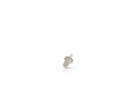 12638CP Лампа BAX 12V 1.12W BX8.5d white