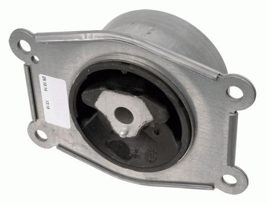3728201 Опора двигателя OPEL ASTRA H/MERIVA B/ZAFIRA 04- лев.