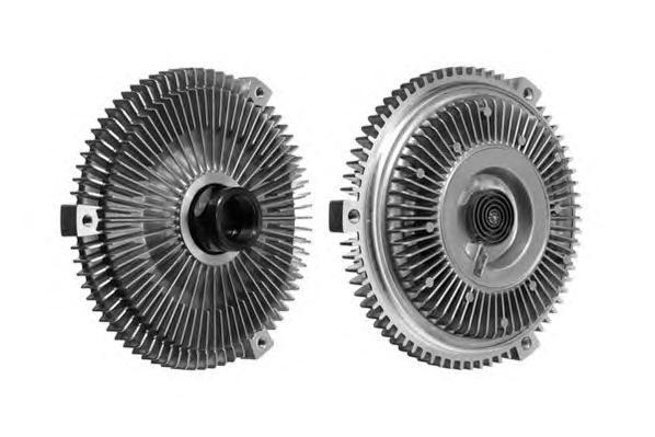 LK002 Вискомуфта вентилятора без вентилятора AUDI: A4 95-00, A4 Avant 95-01, A6 97-05, A6 Avant 97-05  VW: PASSAT 96-00, PASSAT