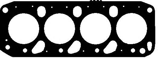 164271 Прокладка ГБЦ Ford Mondeo 1.8D/TD 92