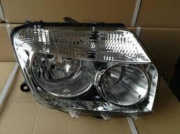 260100067R Фара правая (светлая) / RENAULT Duster 2010 ~