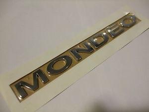 """1132601 Надпись """"MONDEO"""" на крышку багажника / FORD Mondeo-III,IV  2000~"""