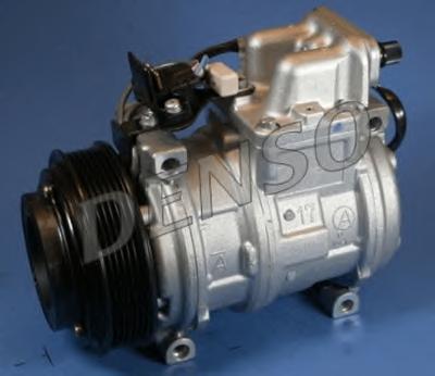DCP17010 Компрессор кондиционера MB W124/463