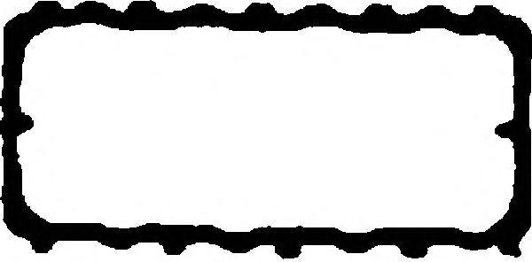 715255900 Прокладка клапанной крышки Suzuki Baleno 1.3 G13A 87