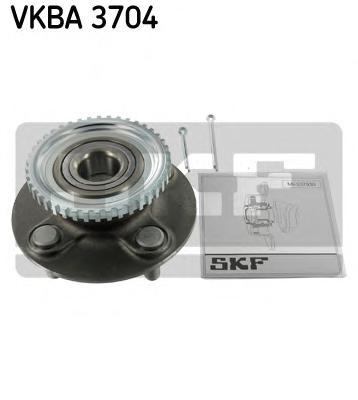 VKBA3704 Подшипник ступичный задн NISSAN: MICRA K11 с ABS 08/92-08/98