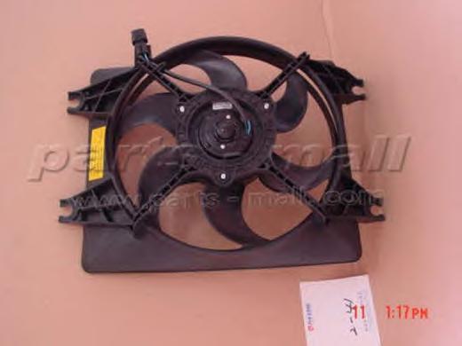 PXNBA032 Мотор радиатора AC HY Accent 1999 -
