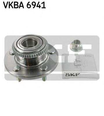 VKBA6941 Подшипник ступичный задн HYUNDAI: SANTA FE (SM) 01-, дисковые тормоза, с ABS