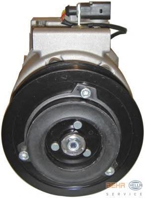 8fk351316851 Компрессор кондиционера AUDI A4 1 6-3 0 00-05