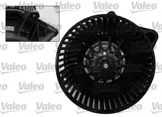 715059 Вентилятор системы кондиционирования OPEL: Vivaro (2001&gt