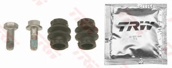 ST1277 Ремкомплект суппорта SKODA FABIA/ROOMSTER/VW TRANSPORTER V зад.(2болта+2пыльн.)