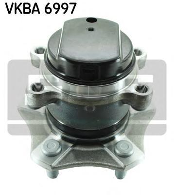 VKBA6997 Ступица с подшипником NISSAN QASHQAI I/X-TRAIL T31 07- зад. FWD
