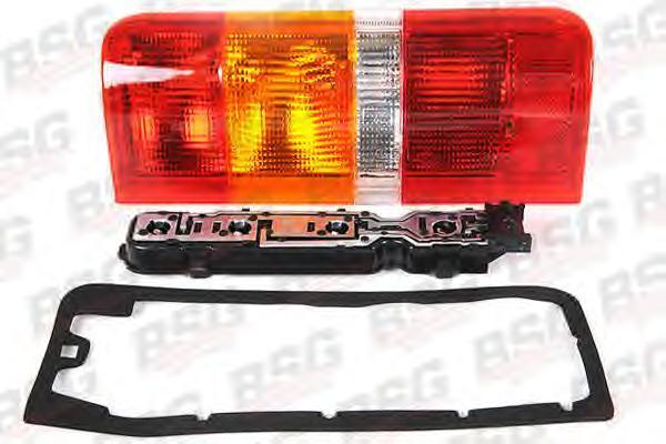 BSG30805003 Фонарь задний правый с платой / FORD Transit 11/85-03/00