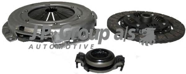1130400610 Комплект сцепления / SEAT ; VW Golf II/III, Jetta-II, Lupo, Polo, Vento  1.0 - 1.4  ( 190mm )  82~