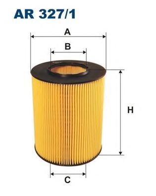 AR3271 Фильтр воздушный MB A140/A160/A190