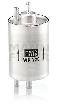 WK720 Фильтр топливный MB W210/W202/W203/W220/W463
