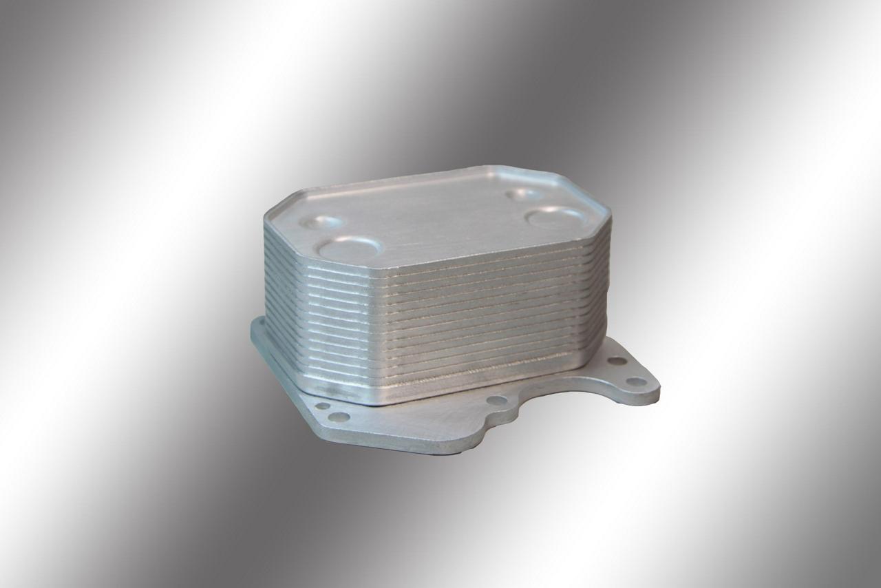 703555ML Масляный радиатор FORD
