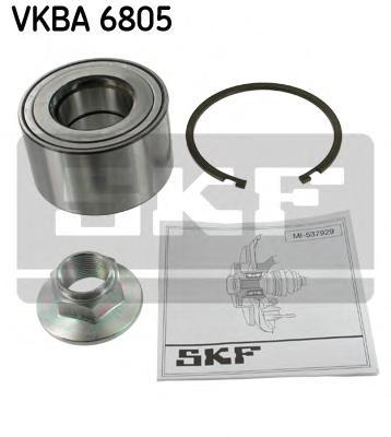 VKBA6805 Подшипник ступичный NISSAN: X-TRAIL (T30) 01-