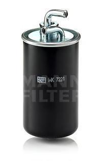 WK7221 Фильтр топливный DODGE AVENGER/JEEP COMPASS 2.0 TD/CRD