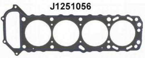 J1251056 Прокладка ГБЦ NISSAN PICK UP 2.4 D 92-
