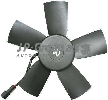 1299100100 Вентилятор радиатора / OPEL Calibra, Kadett E, Vectra A 1.8-2.0