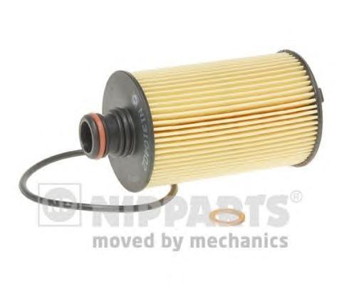 N1310402 Фильтр масляный SSANGYONG ACTYON 10- 2.0 DIESEL