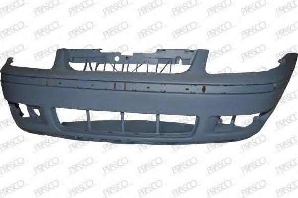 VW0201001 Бампер передний грунтованный / VW Polo 99~01
