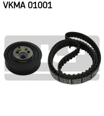 VKMA01001 Комплект ремня ГРМ Audi 80/100/A6 2.0 90