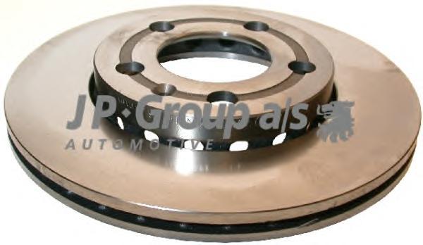 1163104100 Диск тормозной передний / Skoda Fabia,VW Polo  (239x18) 00~