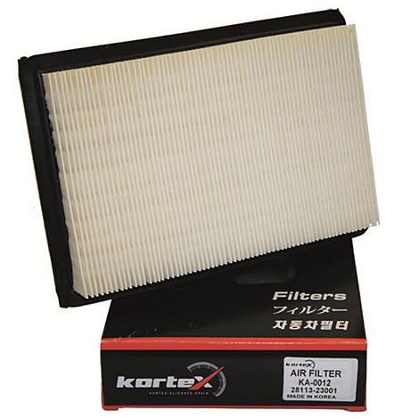 KA0012 Фильтр воздушный HYUNDAI ELANTRA 95-00/COUPE