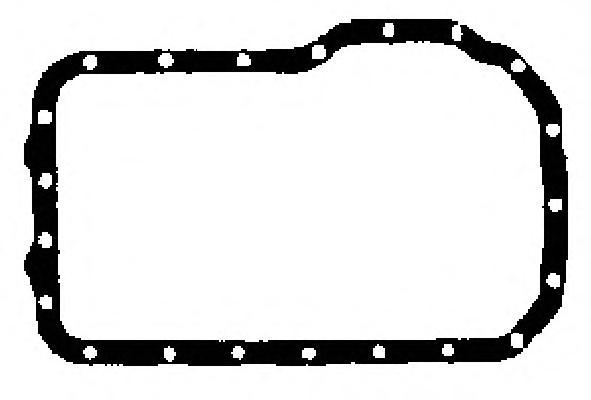 X5403201 Прокладка поддона Mitsubishi/Renault/Volvo 1,9