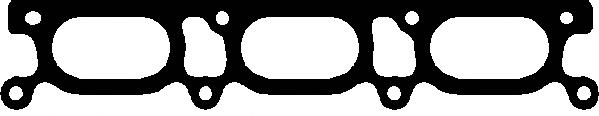 433301 Прокладка впуск.коллектора AUDI A4/A6 2.7T 97-05