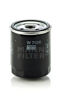 W7126 Фильтр масляный BMW E30/E28