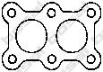 256909 Прокладка приемной трубы VAG 1.6-2.5 90-06