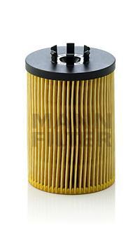 HU7155X Фильтр масляный BMW E60/E65/X5 (E53) 4.4/4.5/3.5/4.8
