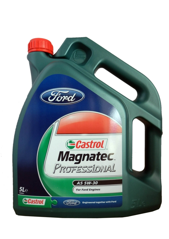 157B77 Масло Ford-CastrolMagnatecProfessional A5 5W-30(5л)