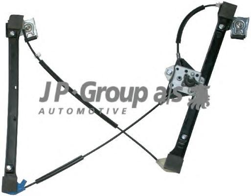 1188102280 Стеклоподъемник передний правый / SEAT,VW Caddy-II,Polo 93~