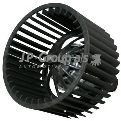 1126100500 Мотор отопителя салона с крыльчаткой / A100, A6 1.8-4.2 91~97