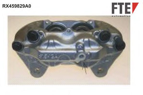 RX459829A0 Тормозной суппорт Fr L TO LC (J100) -07 восст.