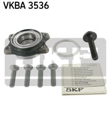 VKBA3536 Подшипник ступ.AUDI A4 II-III/A6 II/A8 I/VW PASSAT V 96-08 пер.