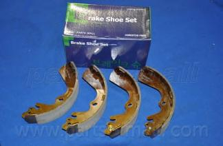 PLA026 Колодки задние барабанные(PORTER)