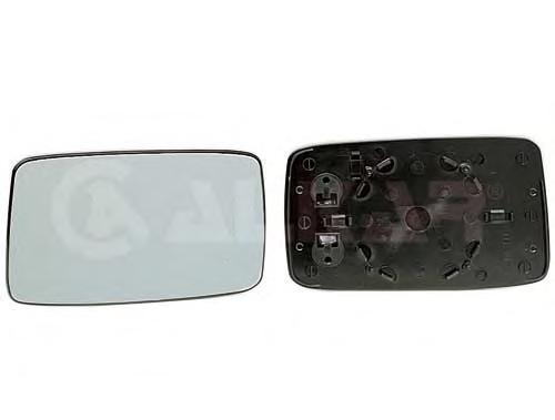 6431125 Стекло зеркала VW GOLF III 91-/VENTO 92- левое с обогревом
