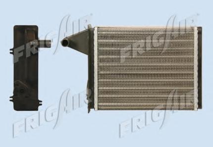06043009 Теплообменник, отопление салона