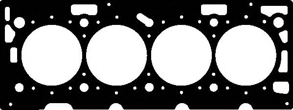 344460 Прокладка ГБЦ OPEL ASTRA/ZAFIRA 1,6 0,45мм 05-
